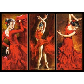 Танцы Пазлы Castorland