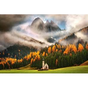 Магия гор Пазлы Castorland