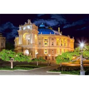 Оперный театр. Одесса Пазлы Castorland