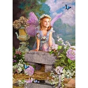 Весенний ангел Пазлы Castorland