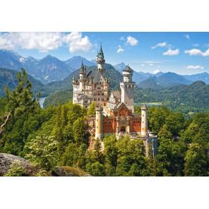 Нойштанштайн, Германия Пазлы Castorland