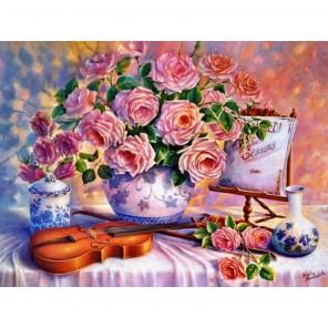 Вечерние розы Пазлы Castorland