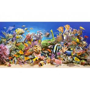 Яркий подводный мир Пазлы Castorland