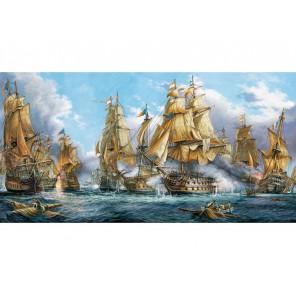 Морской бой Пазлы Castorland