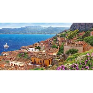 Монемвасия. Греция Пазлы Castorland