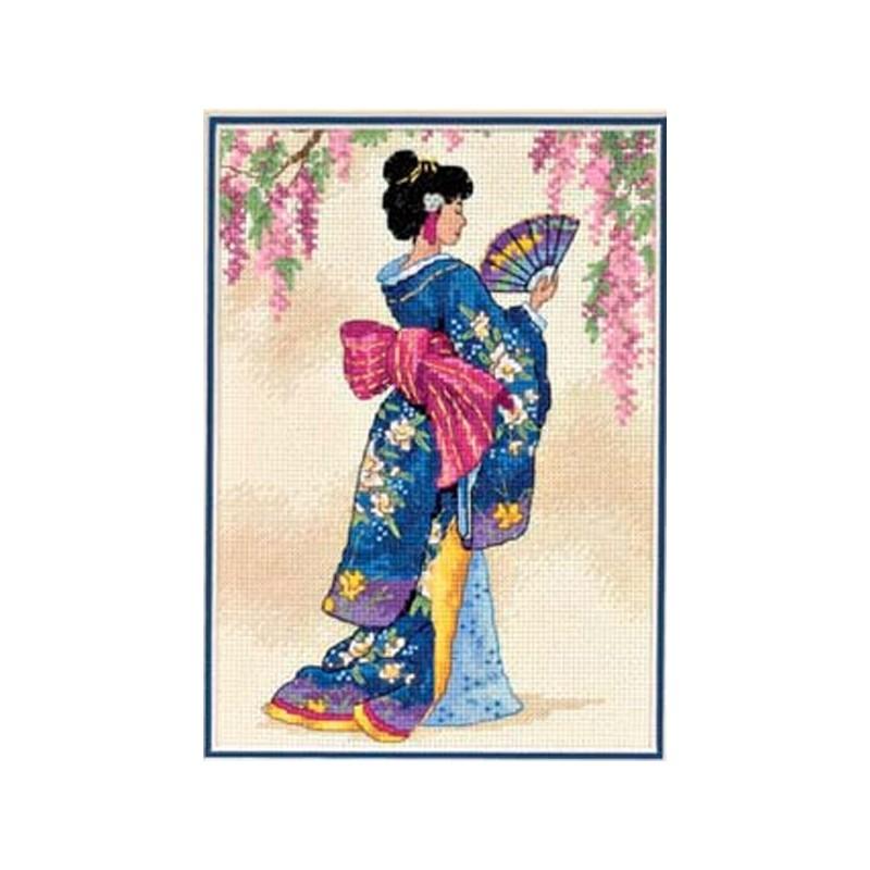 Японские фирмы по вышивке