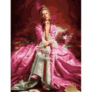 Дневники герцогини (художник Джон Пол) Раскраска картина по номерам акриловыми красками на холсте