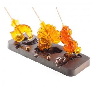 Классика Форма чугунная для изготовления леденцов, конфет