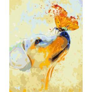 Доверие Раскраска картина по номерам акриловыми красками на холсте