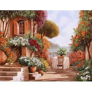 Рай для одного Раскраска картина по номерам акриловыми красками на холсте