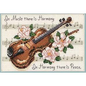 Гармония музыки Набор для вышивания Dimensions ( Дименшенс )