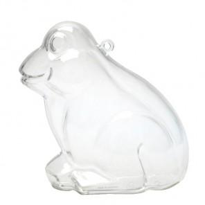Лягушка Фигурка разъемная из пластика для декорирования