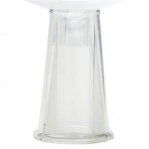 Колба-подставка 1см под шар Фигурка из пластика