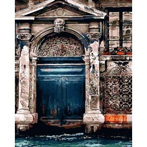 Уголок в Венеции Раскраска картина по номерам акриловыми красками на холсте