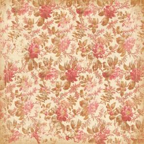 Античный цветок Бумага для скрапбукинга, кардмейкинга K&Company