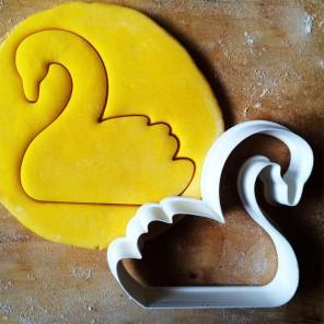 Лебедь Форма для вырезания печенья и пряников