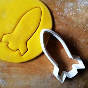 Ракета Форма для вырезания печенья и пряников