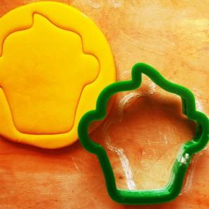Капкейк Форма для вырезания печенья и пряников
