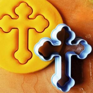 Крест Форма для вырезания печенья и пряников