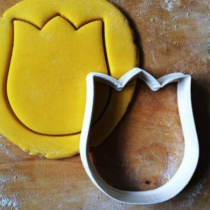 Тюльпан Форма для вырезания печенья и пряников