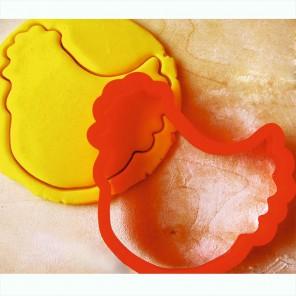 Курочка Ряба Форма для вырезания печенья и пряников