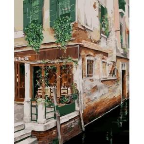 Кондитерская Раскраска картина по номерам акриловыми красками на холсте