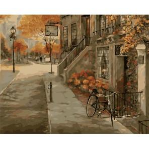 Дом лучшего друга (художник Ruane Manning) Раскраска картина по номерам акриловыми красками на холсте