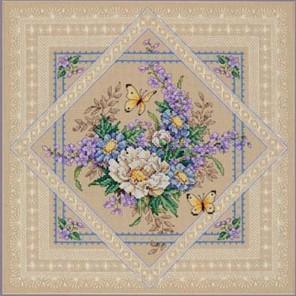 Растения и кружева Набор для вышивания Dimensions ( Дименшенс )