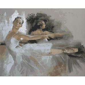 Балет (художник Винсенте Ромеро Редондо) Раскраска картина по номерам акриловыми красками на холсте