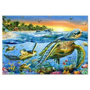 Морские черепахи Пазлы Educa