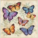 Множество бабочек Набор для вышивания Dimensions ( Дименшенс )