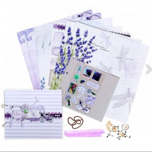 Прованс Набор декоративных элементов для оформления скрап-альбома Арт Узор