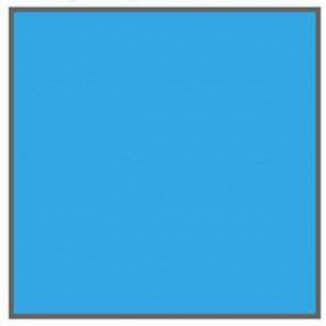 Синяя птица 17073 Витражная краска Gallery Glass Plaid
