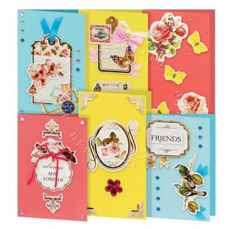 Открытки наборы открыток