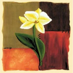 Цветок надежды Набор для вышивания Белоснежка