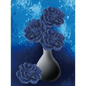 Цветы ночи Набор для вышивания Белоснежка