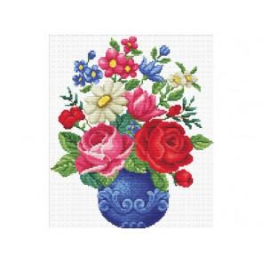 Любимый букет Набор для вышивания Белоснежка