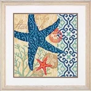 Морская звезда Набор для вышивания Dimensions ( Дименшенс )