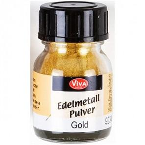 Пудра металлическая Viva-Edelmetall Pulver