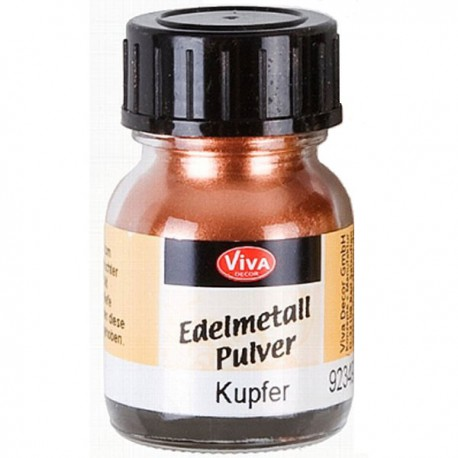 903 Медь Пудра металлическая Viva-Edelmetall Pulver