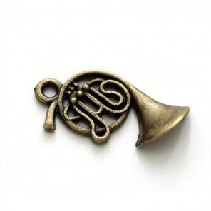 Духовая труба Подвеска металлическая для скрапбукинга, кардмейкинга Scrapberry's