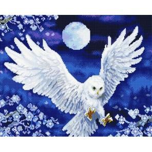 Ночной полет Алмазная мозаика вышивка на подрамнике Molly