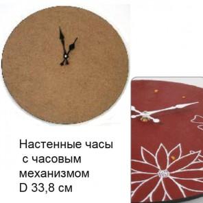 Часы с часовым механизмом Viva Decor