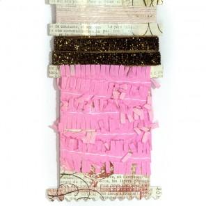 Розовый шик Ленты декоративные для скрапбукинга, кардмейкинга My Minds Eye ( MME )