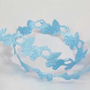 Голубые коляски Лента декоративная для скрапбукинга, кардмейкинга
