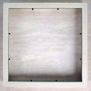 Белёный дуб Рамка для часов (со стеклом) Iteso