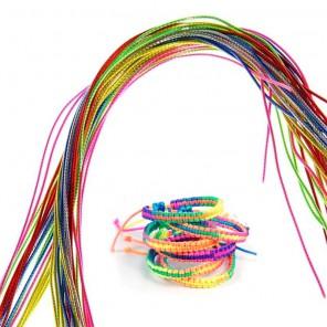 Карнавал Набор трубочек для плетения