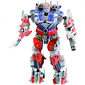 Супер робот 3D Пазлы Zilipoo