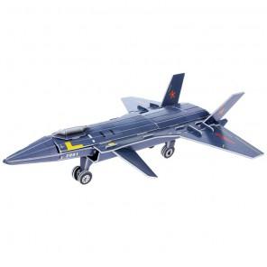 Самолет J-20 Стелс 3D Пазлы Zilipoo