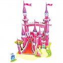 Розовый замок (мини серия) 3D Пазлы Zilipoo